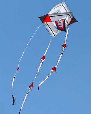 Gearwheel Box Kite Sports Stunts Amp Single Liners
